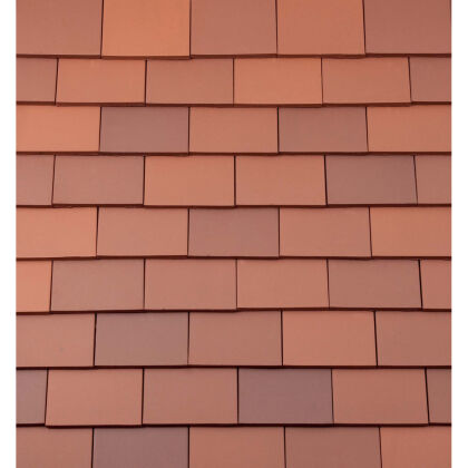 Image for Redland Rosemary Clay Plain Roof Tile - Red 80