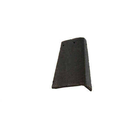Image for Redland Concrete Left Hand 90 Degree External Angle - Slate Grey 30