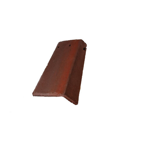 Image for Redland Concrete Left Hand 90 Degree External Angle - Breckland Brown 52