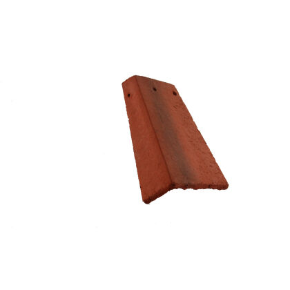 Image for Redland Concrete Right Hand 90 Degree External Angle - Farmhouse Red 39
