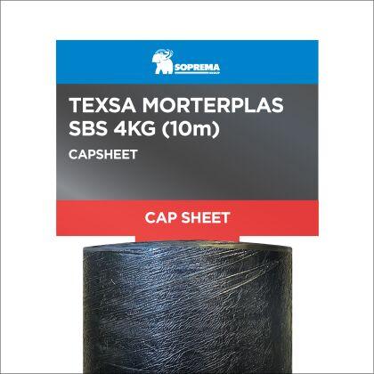 Image for Soprema Texsa Morterplas SBS 4kg Natural Mineral 10m