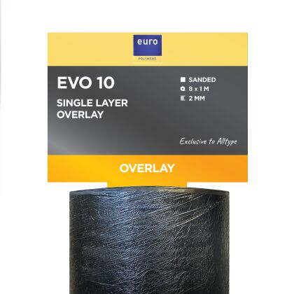 Image for Euro Polymers Evo Overlay 10 8m x 1m 5.1kg