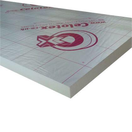 Image for Celotex GA4090 PIR Insulation Board 2400mm x 1200mm x 90mm (5)