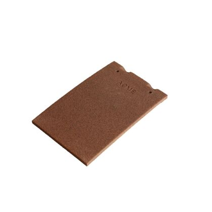 Image for Marley Acme Plain Clay  Roof Tile Single Camber - Heather SFaced KE314
