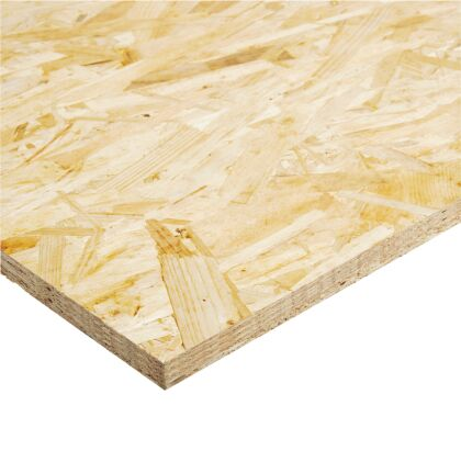 Image for Timber OSB3 Board 2440mm x 1220mm 11mm