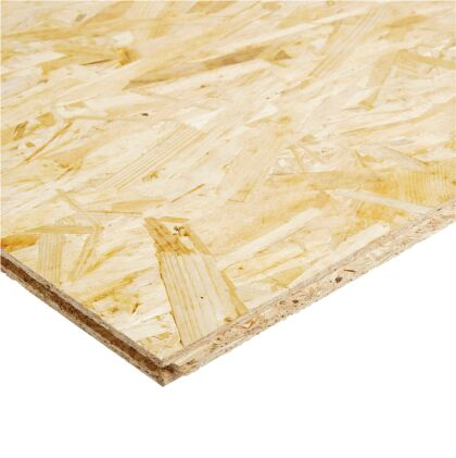 Image for Timber OSB3 Board Tongue & Groove 2400mm x 600mm 18mm