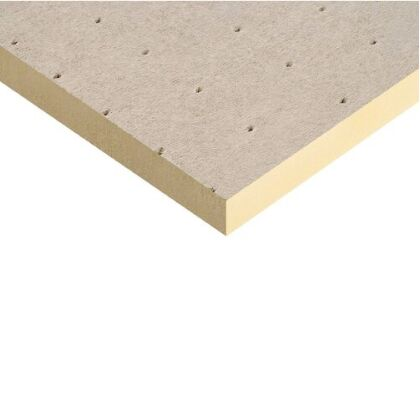 Image for Kingspan TR27 Flat Roof Insulation Board 25mm x 600mm x 1200mm (0.72m2)
