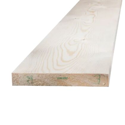 Image for Timber Sawn Treated 25mm x 150mm 4.8m Lengths (6 x 1)