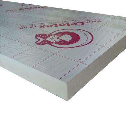 Image for Celotex XR4120 PIR Insulation Board 2400mm x 1200mm x 120mm